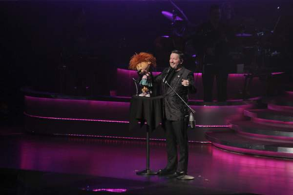 Courtesy Terry Fator will perform at the Honeywell Center on Aug. 23.