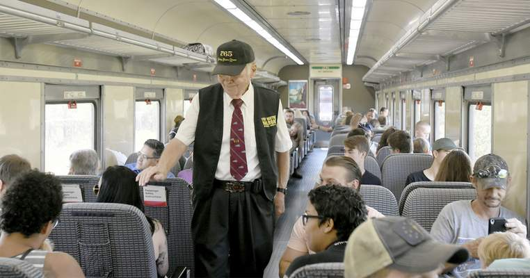File The Fort Wayne Railroad Historical Society will offer train rides during its open house this weekend.