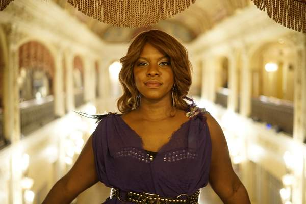 Courtesy Fatima Washington performs Wednesday atEmbassy Theatre'sfinal Summer Nights event of the year.