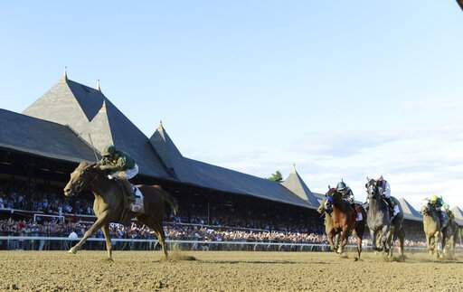 Code of Honor wins Travers Stakes   AP sports   The Journal