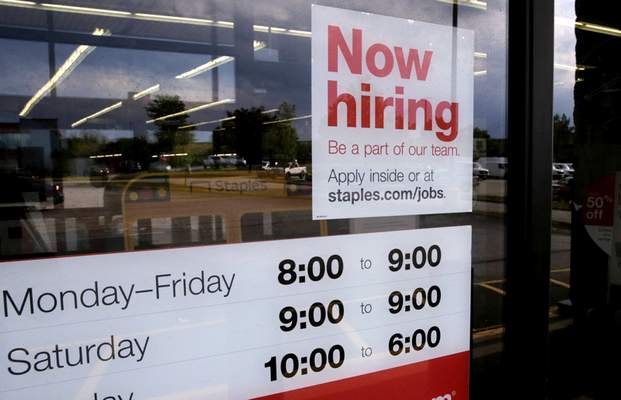 US job growth stays strong | Business | The Journal Gazette