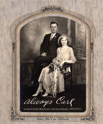 "Amy Abbott put the letters in her book ""Always Carl."""
