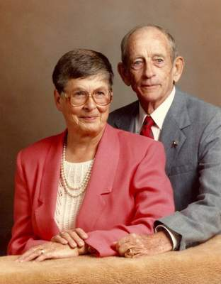 Jeanette and Harry Henney