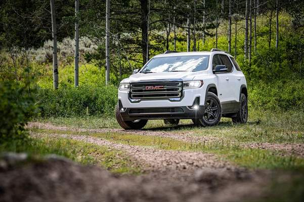 2020 GMC Acadia: Mid-update, News, Release >> Preview 2020 Gmc Acadia Business The Journal Gazette