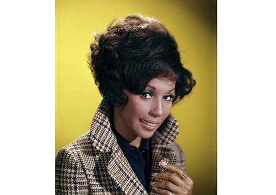 Associated Press Singer and actress Diahann Carroll, shown here in a 1972 photo, died Friday at age 84.