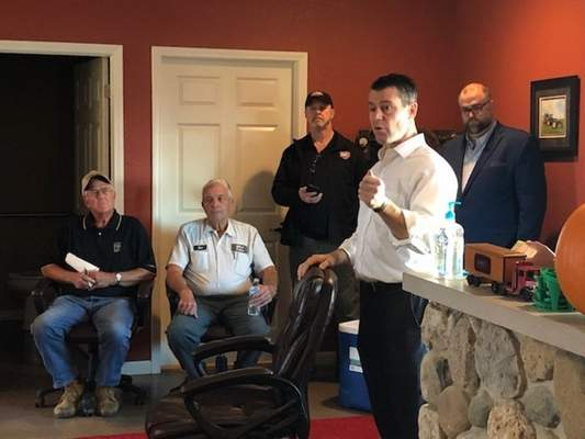 Brian Francisco | The Journal Gazette 