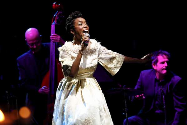 Associated Press Northrop graduate Heather Headley will be back in the city this month for a concert at Clyde Theatre.