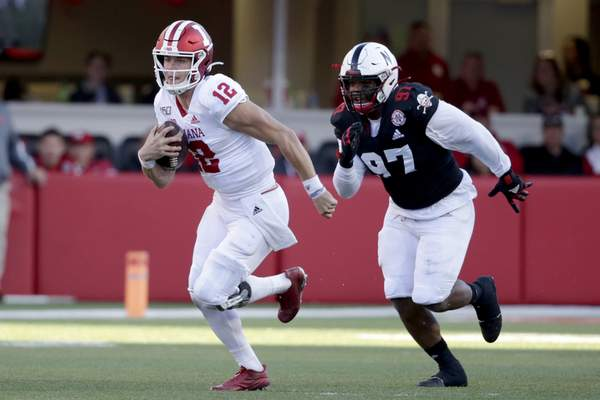 Associated Press  Peyton Ramsey started at quarterback for Indiana on Saturday against Nebraska when the Hoosiers won their sixth game of the season.