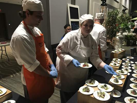 Ivy Tech Fundraiser Gives Diners Taste Of France Local The Journal Gazette