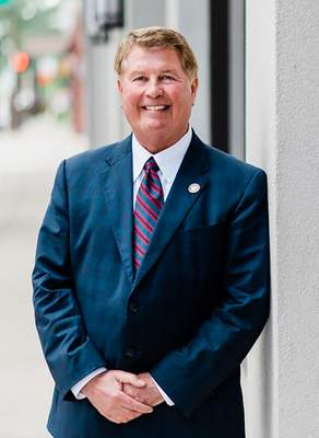 Geoff Paddock, Democrat, District 5