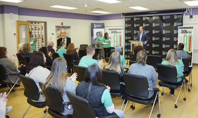 Courtesy  Do it Best Corp. and Big Brothers Big Sisters of Northeast Indiana announced today raising nearly $224,000 as part of The Big DONation