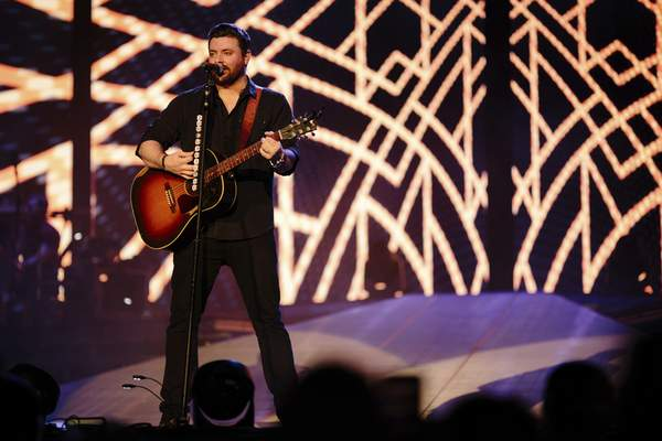 """Courtesy Jeff Johnson Chris Young brings his """"Raised on Country"""" tour to Memorial Coliseum next week."""