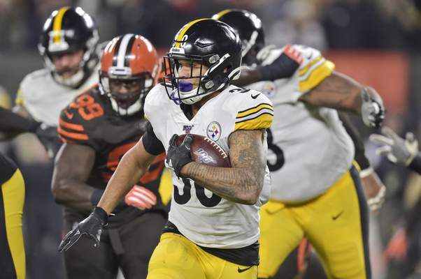 Steelers Wr Smith Schuster Suffers Concussion Vs Browns