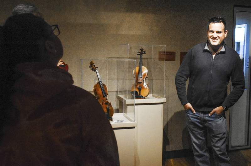 Exhibit elicits emotional responses | Local | Journal Gazette