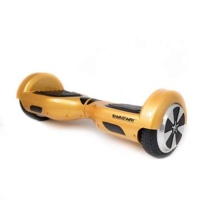 Recalled Swagway self-balancing scooter/hoverboard.