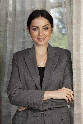 Associated Press Born in Cuba, De Armas, 31, acted in Spain before moving to Hollywood, where her stardom is growing.