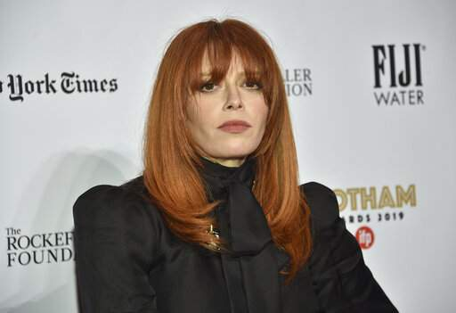 Natasha Lyonne attends the Independent Filmmaker Project's 29th annual IFP Gotham Awards at Cipriani Wall Street on Monday Dec. 2, 2019, in New York. (Photo by Evan Agostini/Invision/AP)