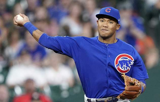 Associated Press The Chicago Cubs allowed shortstop Addison Russell to become a free agent when they failed to offer him a 2020 contract.