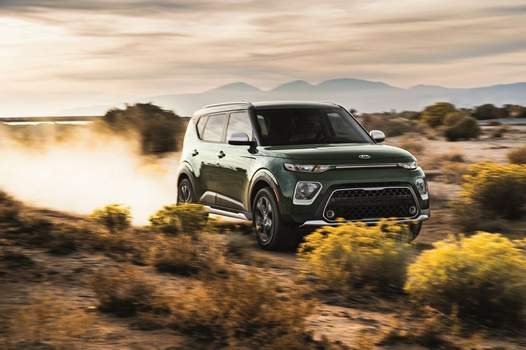 2020 Kia Soul X-Line Courtesy Kia:  Redesigned for a third generation, the 2020 Kia Soul X-Line is all grown up, reviewer Casey Williams says.