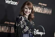 TV- Mandalorian Female Directors FILE - This Nov. 13, 2019 file photo shows Bryce Dallas Howard at the premiere of
