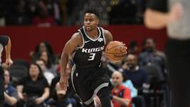 Kings Wizards Basketball Associated Press Kings coach Luke Walton says Yogi Ferrell has brought a level of professionalism to the team this season. (Nick WassFRE)