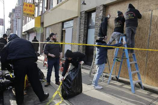 Shooting Jersey City Associated Press