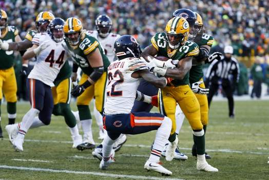 Bears Packers Football Associated Press