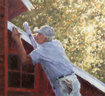 """Crestwoods Gallery's """"An Artful Winter"""" exhibit, which features local and regional artists' work, continues through Jan. 11."""