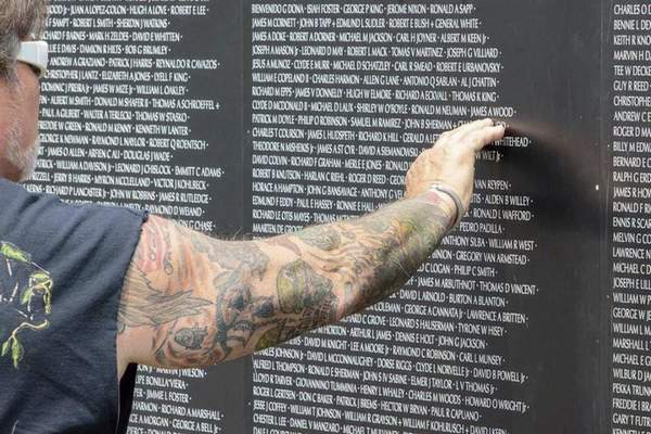 American Veterans Traveling Tribute