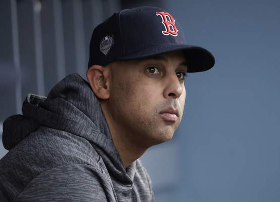 Associated Press Boston fired Alex Cora, who became baseball's first Puerto Rican manager to win a World Series with them in 2018, on Tuesday.