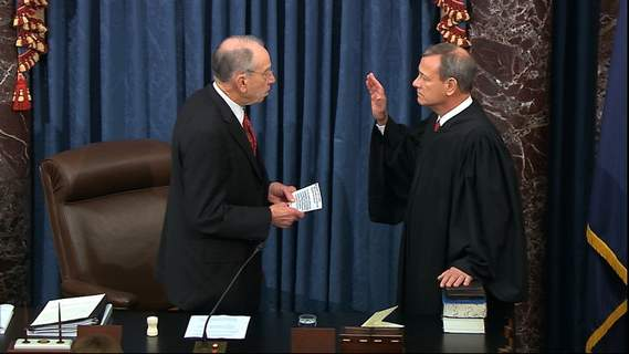 APTOPIX Trump Impeachment Associated Press