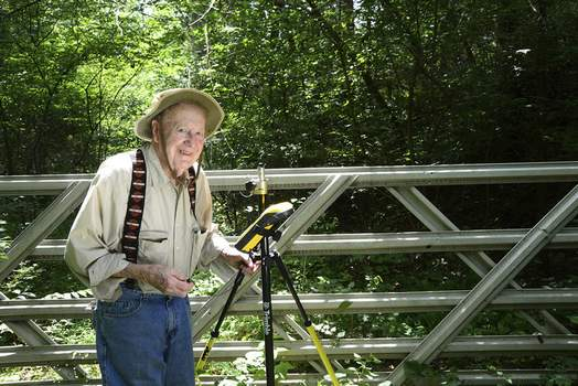 Retiring at 102 Associated Press