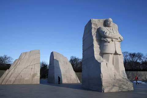 MLK Associated Press