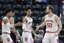 Notre Dame Indiana Basketball Associated Press