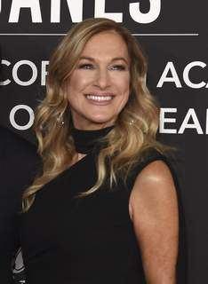 Grammys CEO FILE - This Nov. 13, 2019 file photo shows Recording Academy President Deborah Dugan at the Latin Recording Academy Person of the Year gala honoring Juanes in Las Vegas. (Photo by Chris Pizzello/Invision/AP, File) (Chris Pizzello INVL)