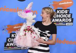 2018 Kids' Choice Awards - Arrivals Associated Press Petunia is among friends that will join Darci Lynne Farmer at Embassy Theatre this weekend. (Jordan StraussINVL)