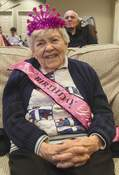 "Chiquita ""Skeeter"" Aldredge recently celebrated her 102nd birthday."