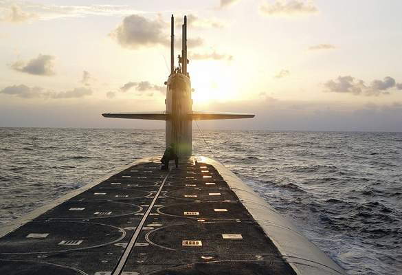 Associated Press The United States for the first time has deployed the newest addition to its nuclear arsenal,a submarine-launched weapon that may make nuclear war less likely.