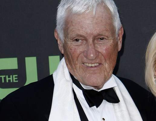 In this file photo dated Sunday Aug. 30, 2009, actor and comedian Orson Bean arrives at the Daytime Emmy Awards in Los Angeles, USA. (AP Photo/Matt Sayles, FILE)