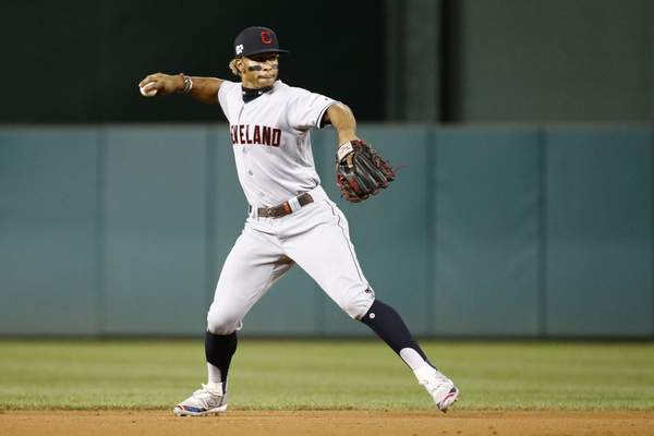 Associated Press The future of Cleveland Indians shortstop Francisco Lindor is still unsettled as the team heads to training camp.