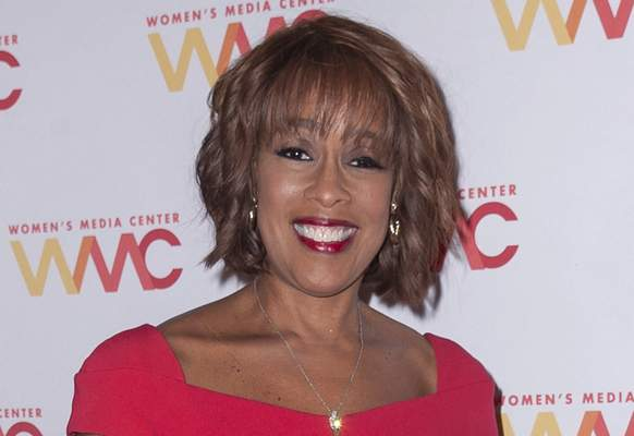 FILE - In this Oct. 22, 2019 file photo, Gayle King attends the 2019 Women's Media Awards, hosted by The Women's Media Center, at the Mandarin Oriental New York in New York. (Photo by Christopher Smith/Invision/AP, File)