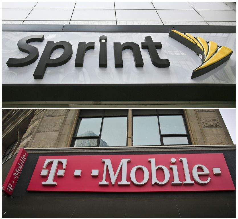 T-Mobile Set To Buy Sprint