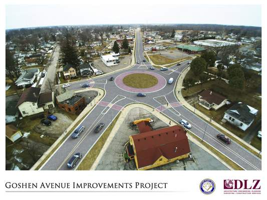 Courtesy City of Fort Wayne
