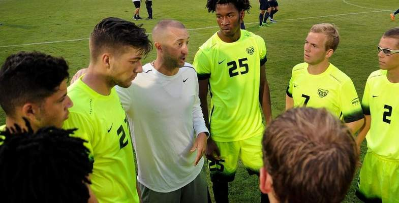 Courtesy Purdue Fort Wayne: Stephen Gorton has been named head men's soccer coach at Purdue Fort Wayne.