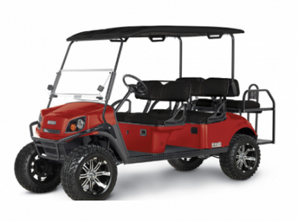 Recalled E-Z-Go Express: L6-gas, Tracker off road,Tracker LX6-gas.