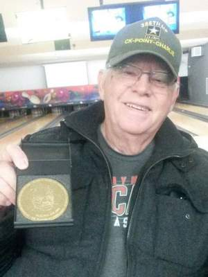Courtesy Danny Warrick of North Webster received theInternational Dr. Rainer Hildebrandt Medal for Human Rights for his service along the Berlin Wall during his military service in Germany.