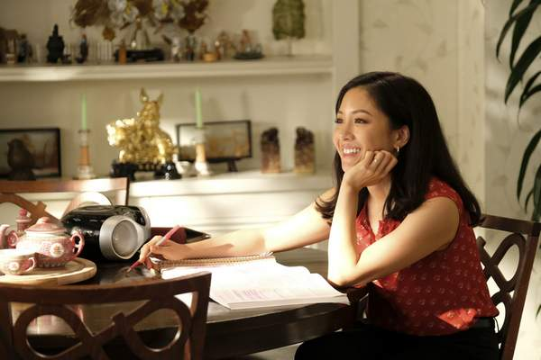 This undated photo made available by ABC shows Constance Wu in the Oct. 18, 2019 television episode of