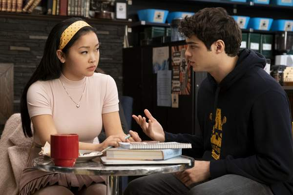 """Netflix Lana Condor and Noah Centineo star in """"To All The Boys: P.S. I Still Love You."""""""