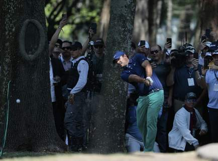 Mexico WGC Championship Golf Associated Press