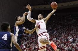 Penn St Indiana Basketball Michael Conroy | Associated Press